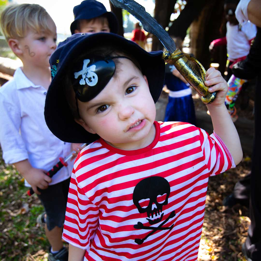 Pirate Adventure at Suncoast Little Learners Treehouse